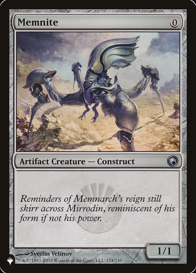 Memnite [PLIST]