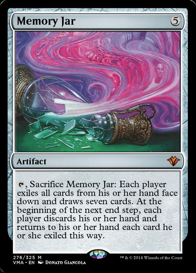 Memory Jar [VMA]