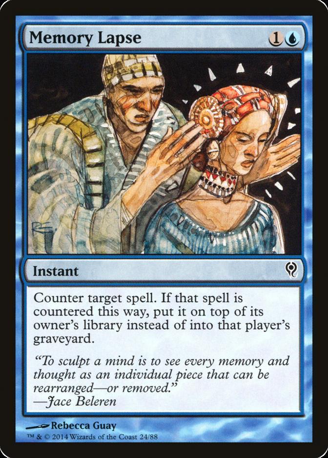 Memory Lapse [DDM]