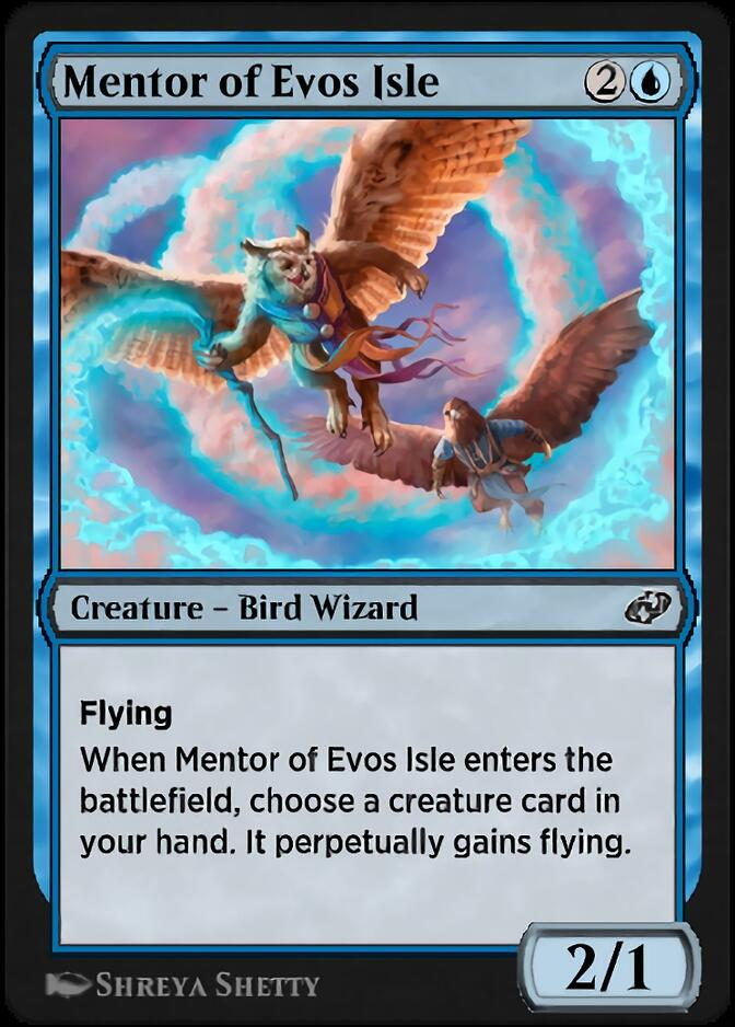 Mentor of Evos Isle [J21]
