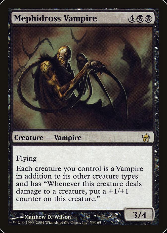 Mephidross Vampire [5DN]