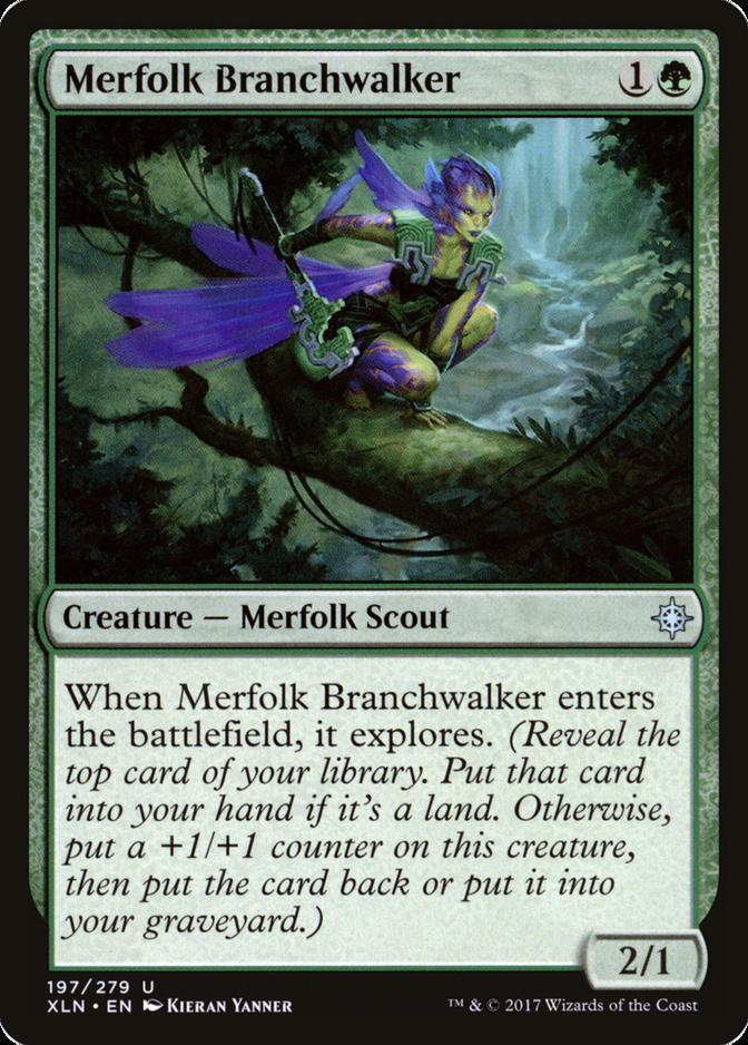 Merfolk Branchwalker [XLN]