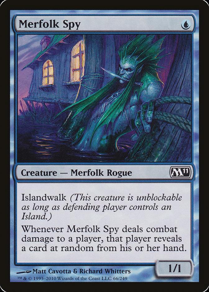 Merfolk Spy [M11]