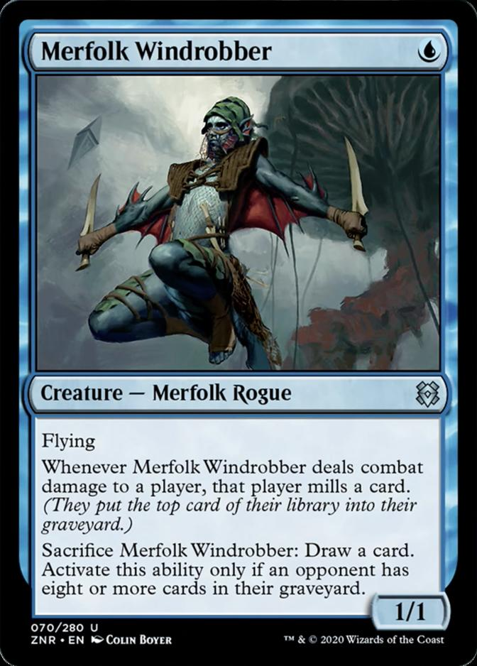 Merfolk Windrobber [ZNR]