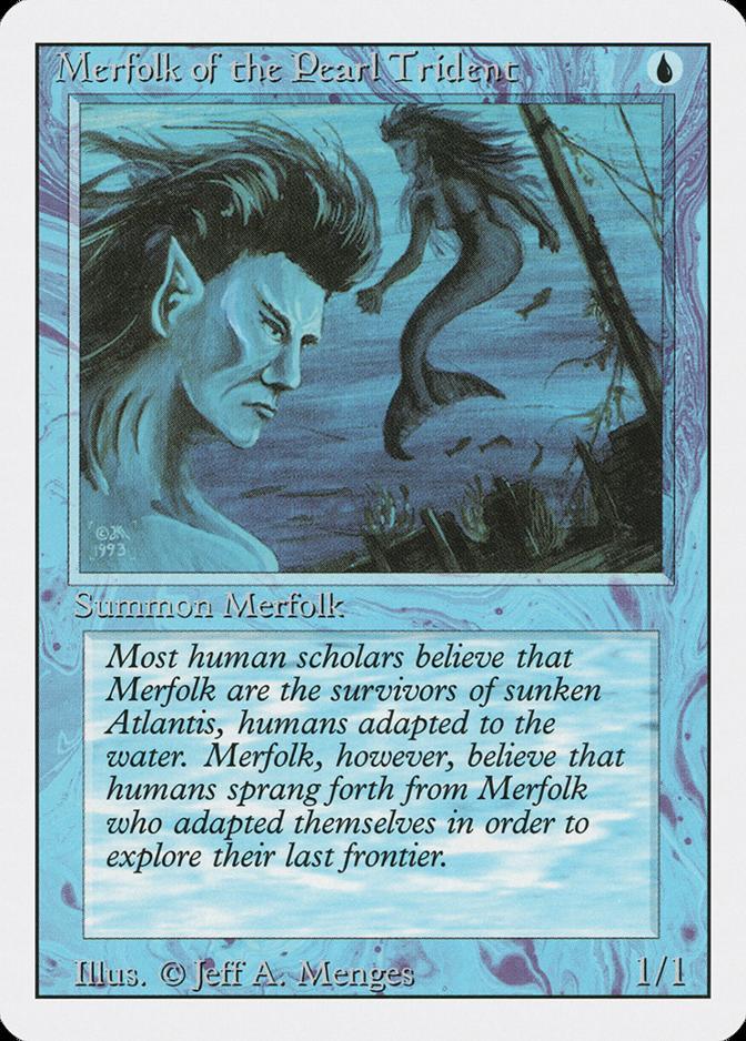 Merfolk of the Pearl Trident [3ED]