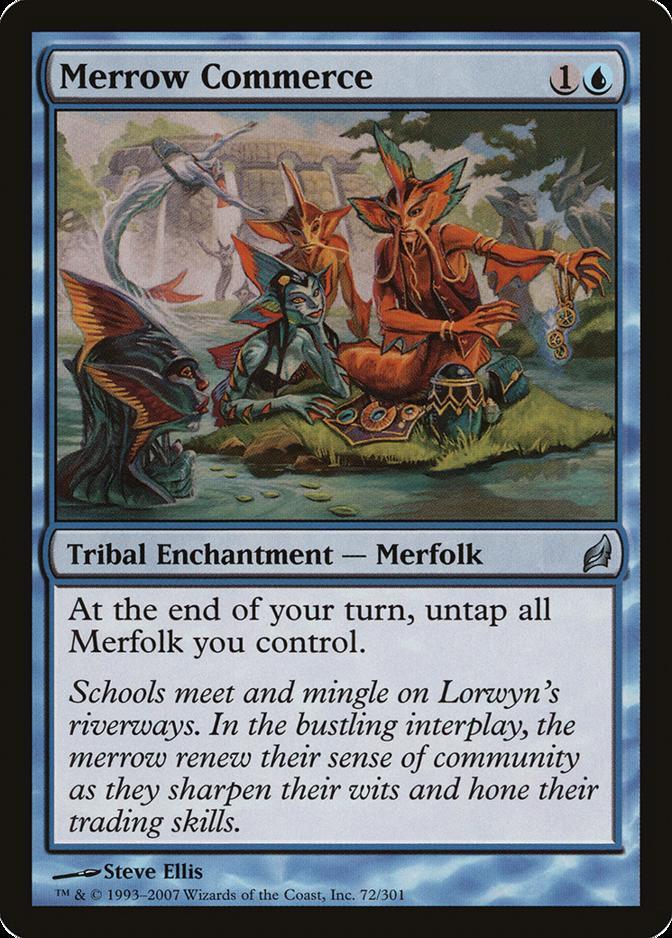 Merrow Commerce [LRW]