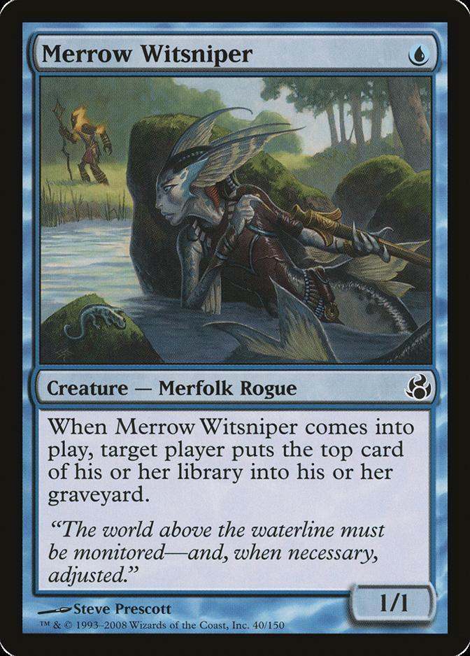Merrow Witsniper [MOR]