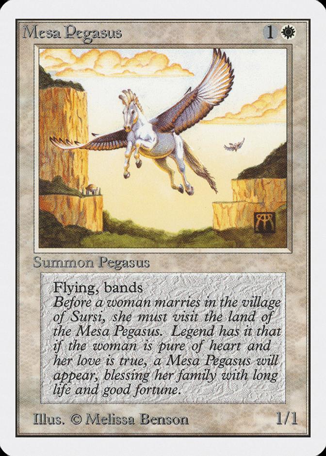 Mesa Pegasus [2ED]