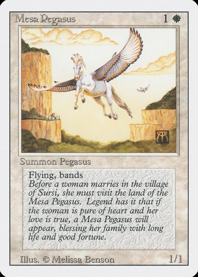 Mesa Pegasus [3ED]