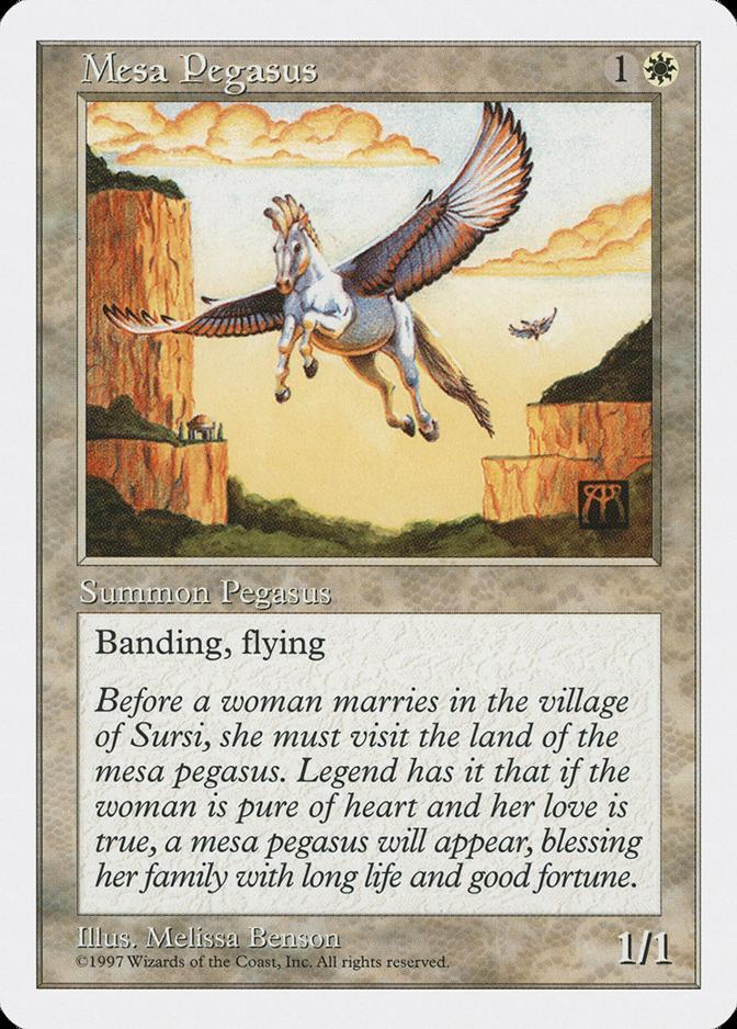 Mesa Pegasus [5ED]