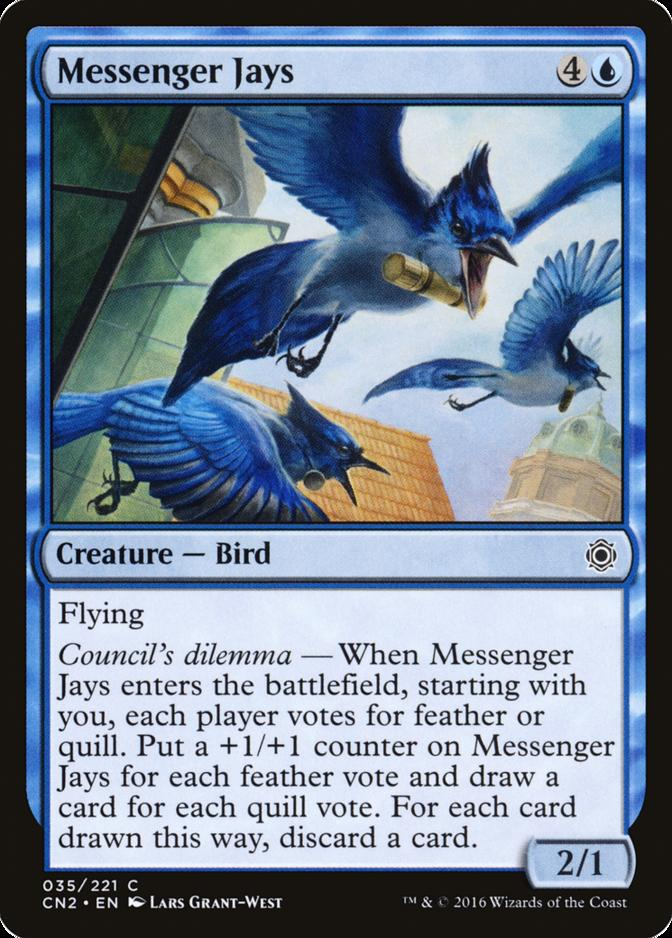 Messenger Jays [CN2]