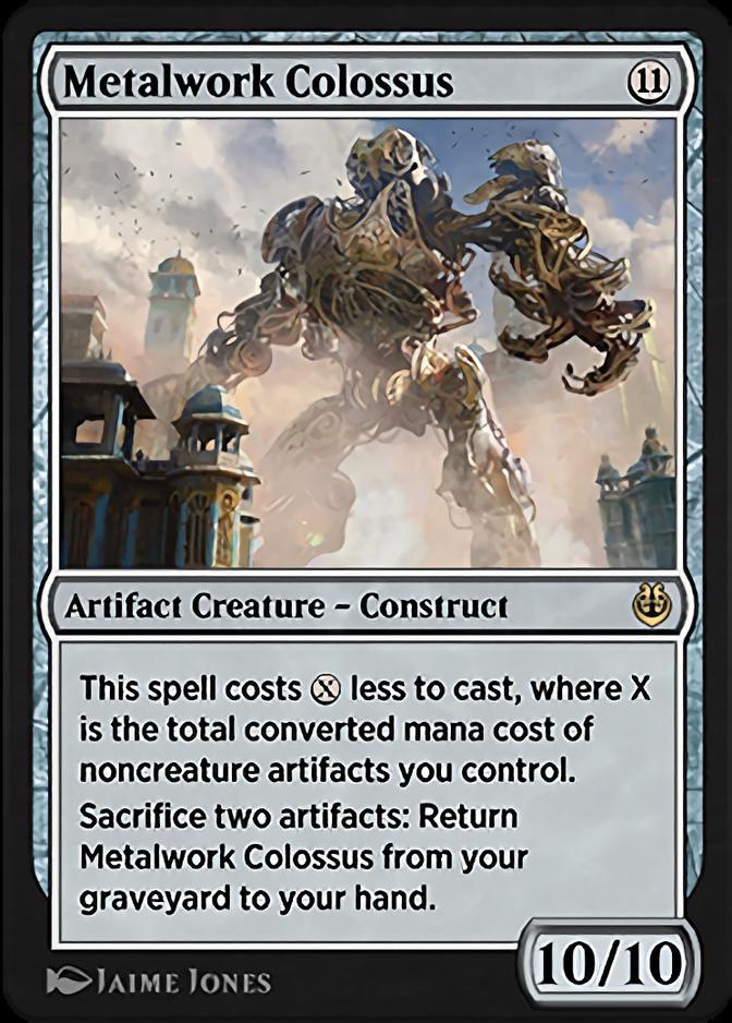 Metalwork Colossus [KLR]