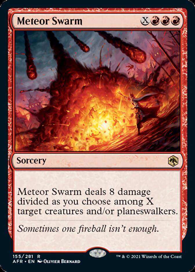 Meteor Swarm [AFR]