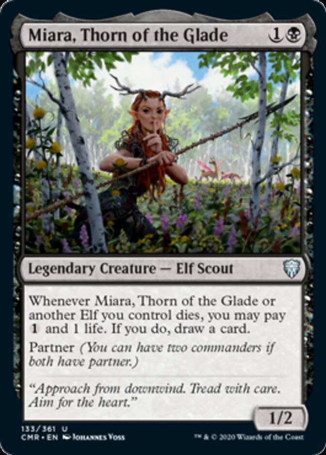 Miara, Thorn of the Glade [CMR]