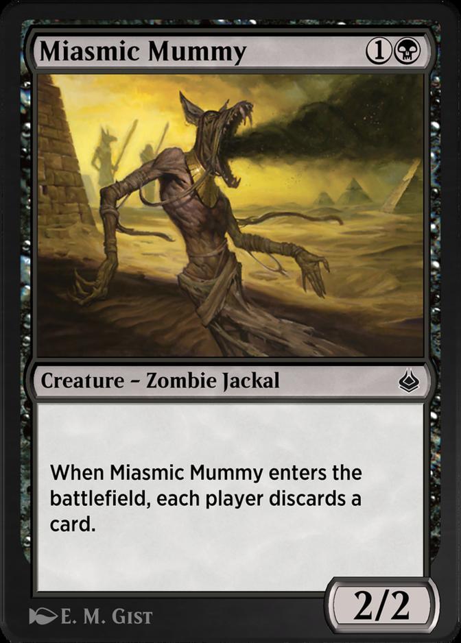 Miasmic Mummy [AKR]