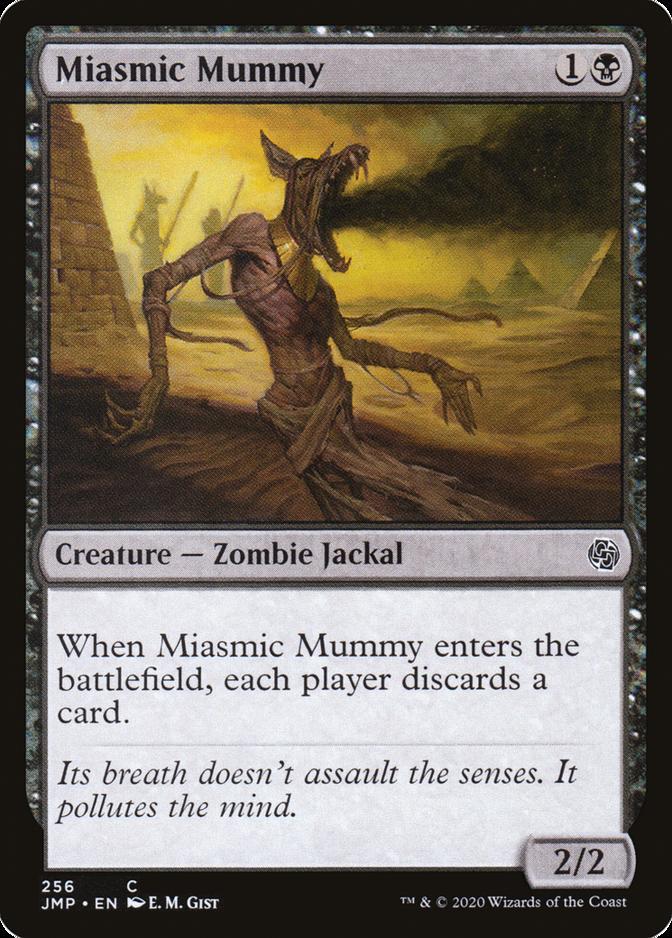 Miasmic Mummy [JMP]