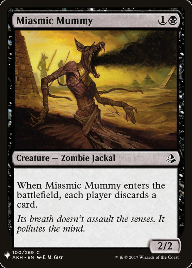 Miasmic Mummy [MB1]