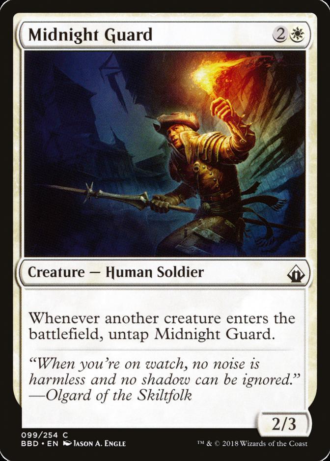 Midnight Guard [BBD] (F)