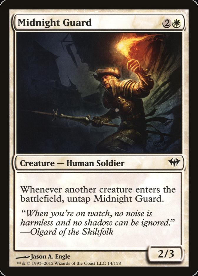 Midnight Guard [DKA] (F)
