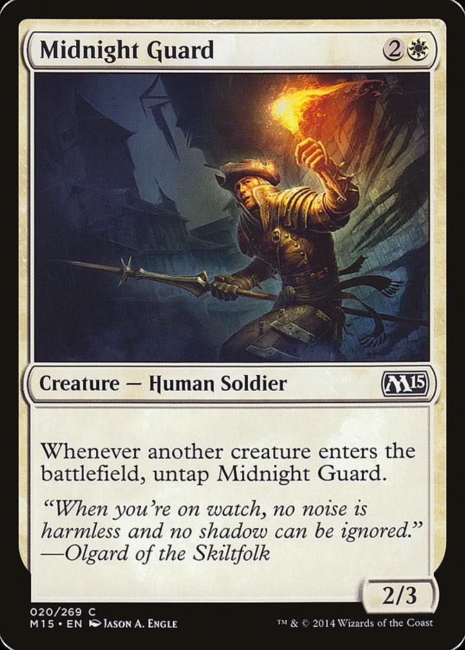 Midnight Guard [M15]