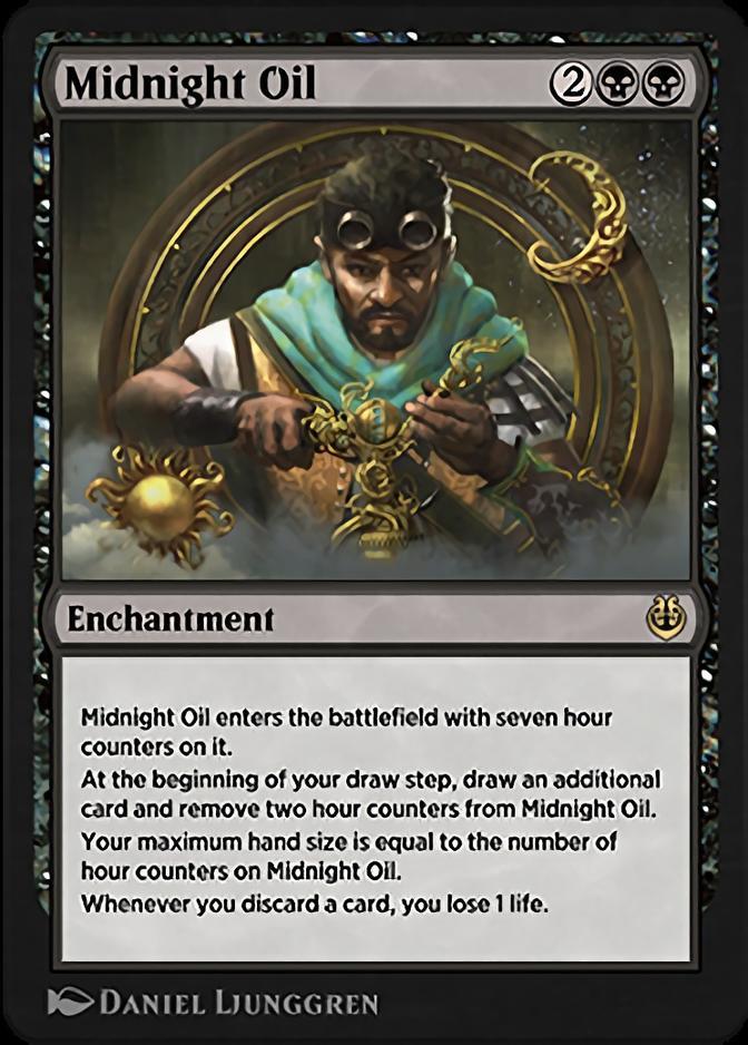 Midnight Oil [KLR]