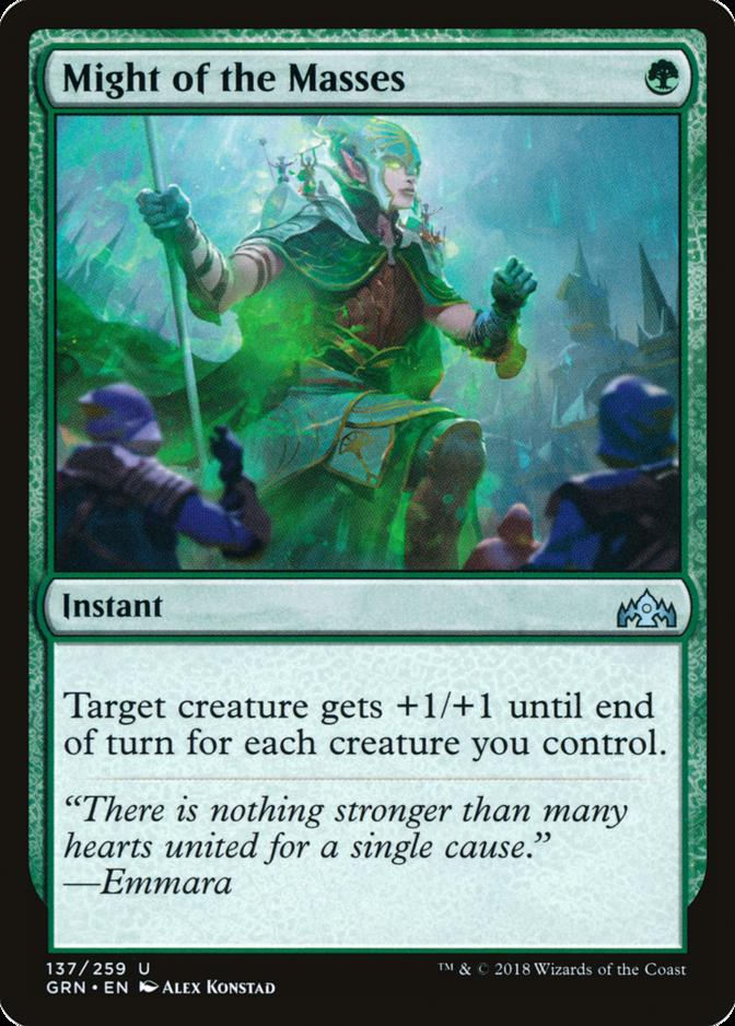 Might of the Masses [GRN]
