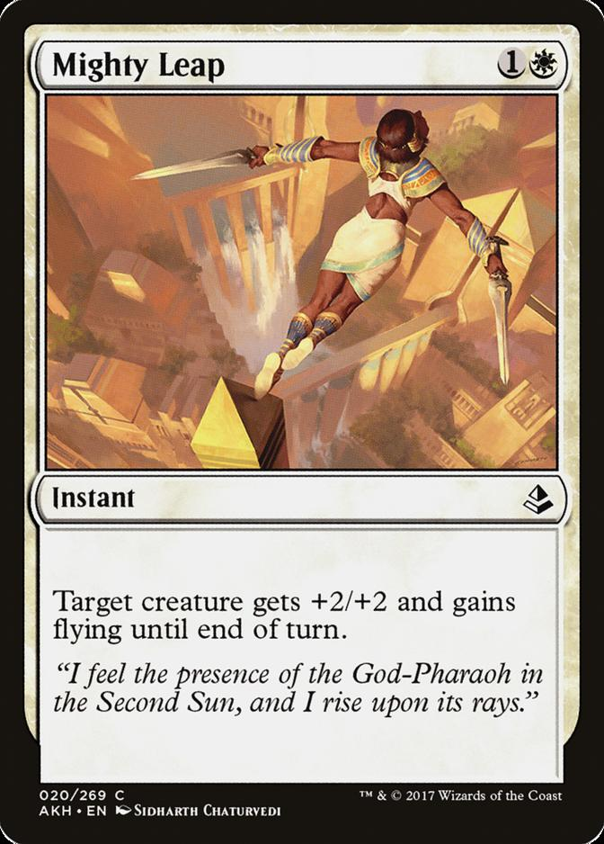 Mighty Leap [AKH]