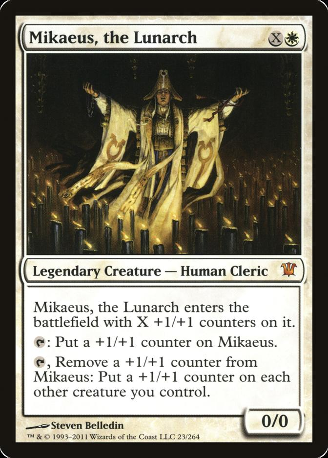 Mikaeus, the Lunarch [ISD]