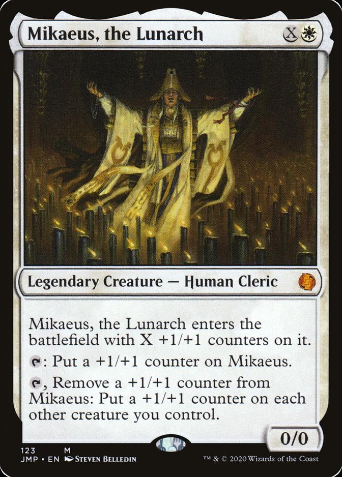 Mikaeus, the Lunarch [JMP]