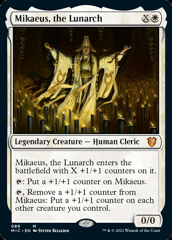 Mikaeus, the Lunarch [MIC]