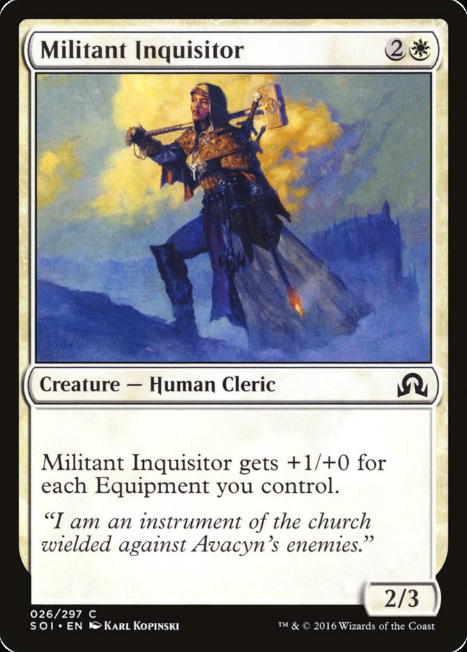 Militant Inquisitor [SOI]