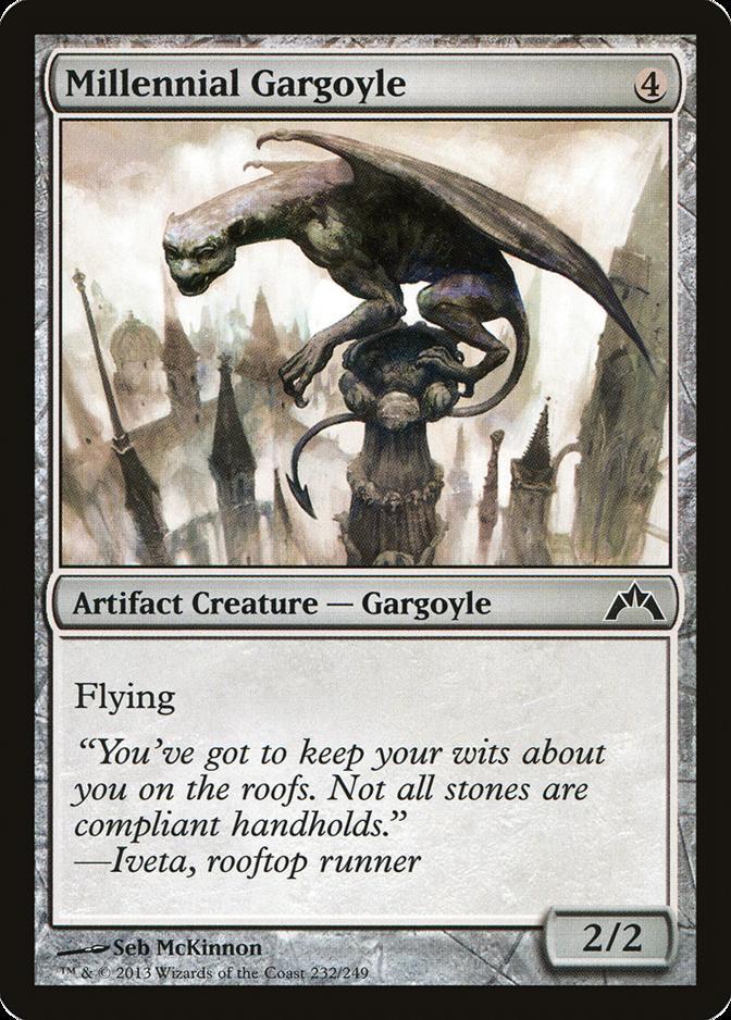 Millennial Gargoyle [GTC] (F)