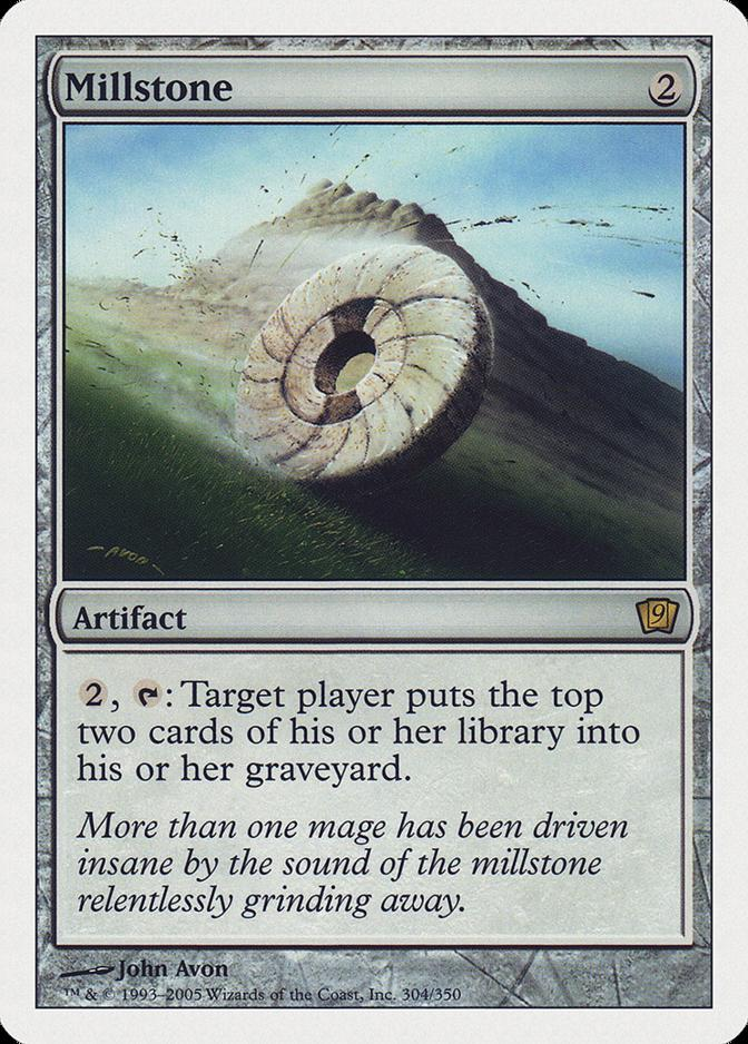 Millstone [9ED]