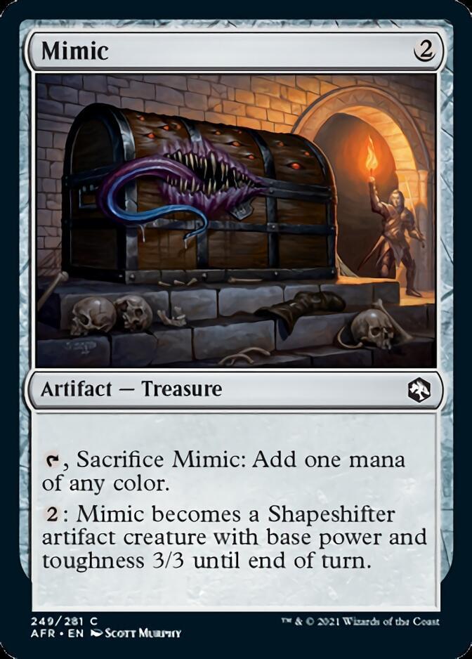 Mimic [AFR]