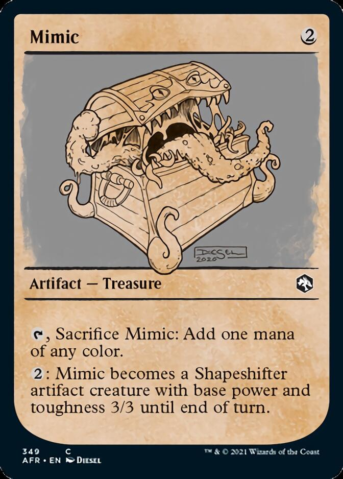 Mimic <showcase> [AFR]