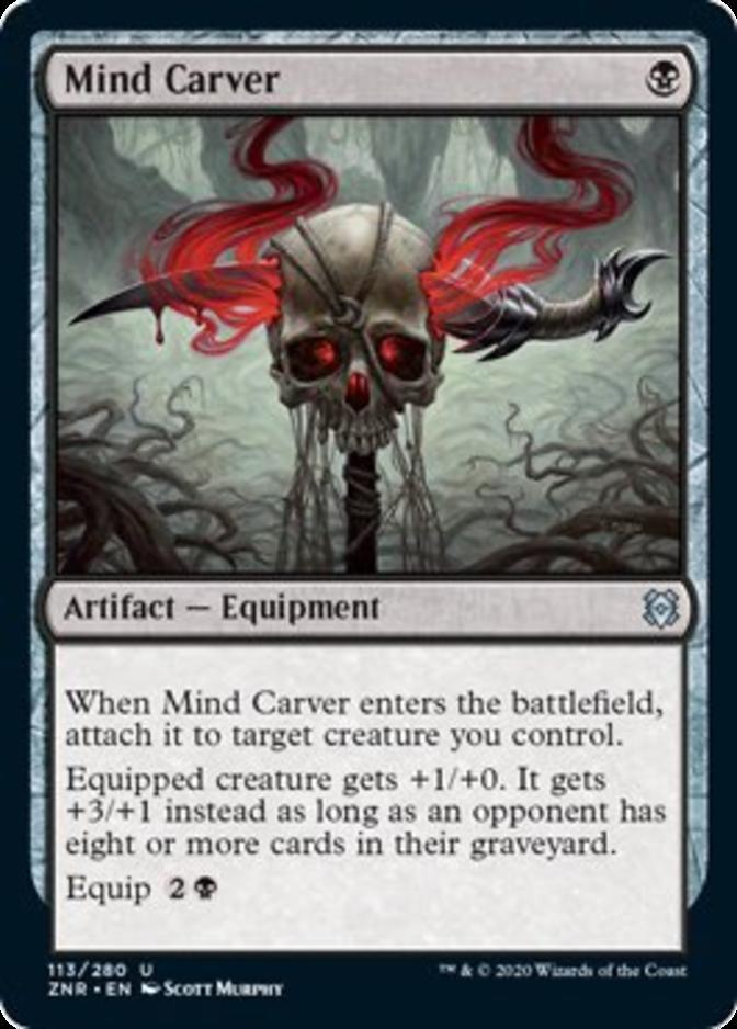 Mind Carver [ZNR]