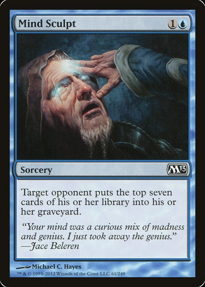 Mind Sculpt [M13]