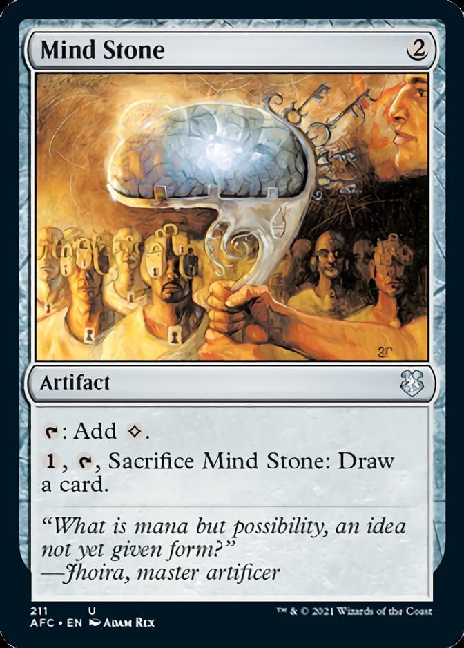 Mind Stone [AFC]