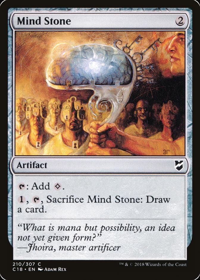 Mind Stone [C18]
