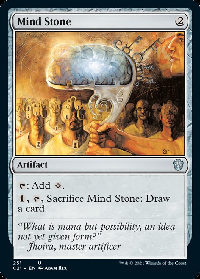Mind Stone [C21]