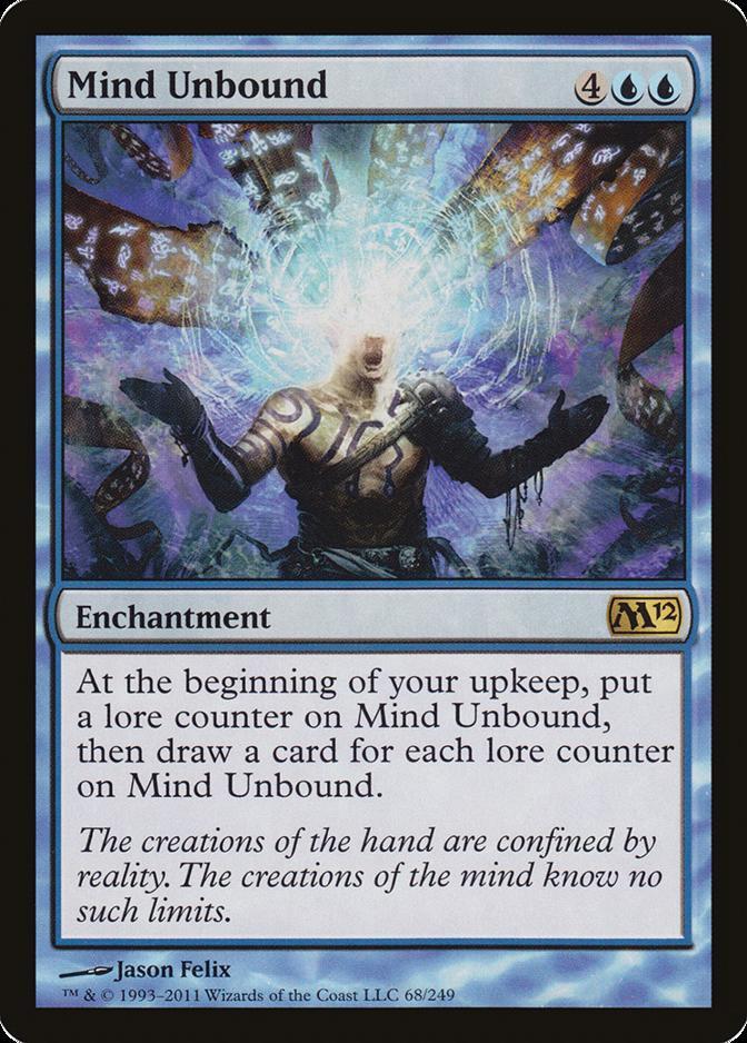 Mind Unbound [M12]