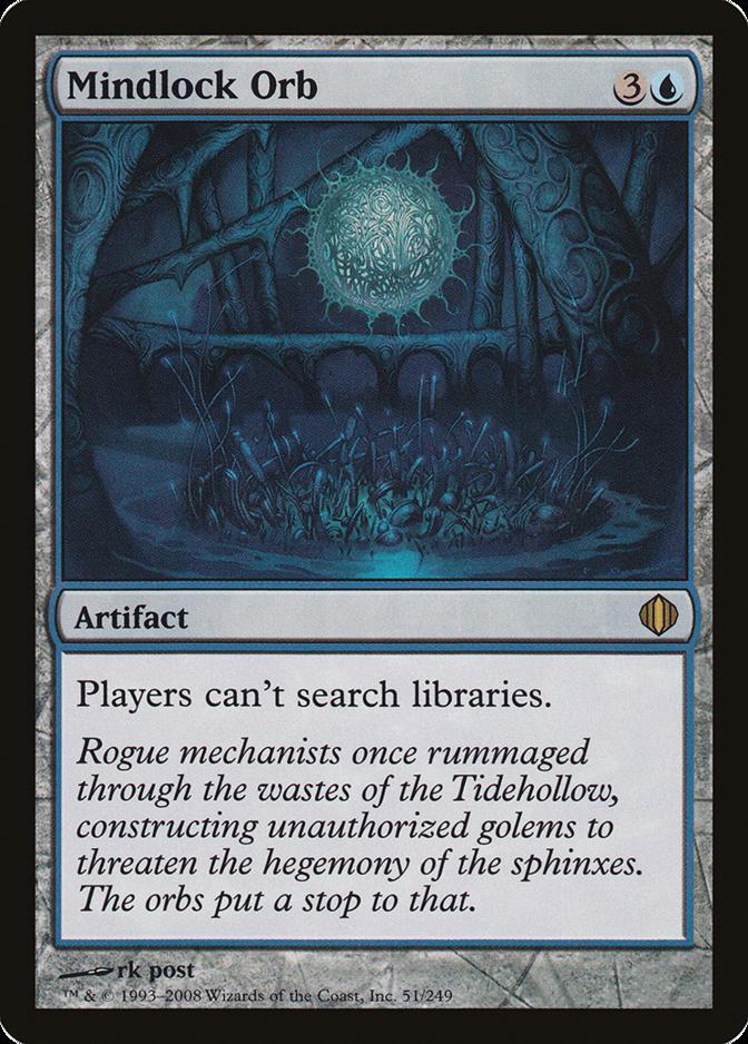 Mindlock Orb [ALA]