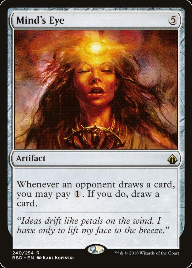 Mind's Eye [BBD]