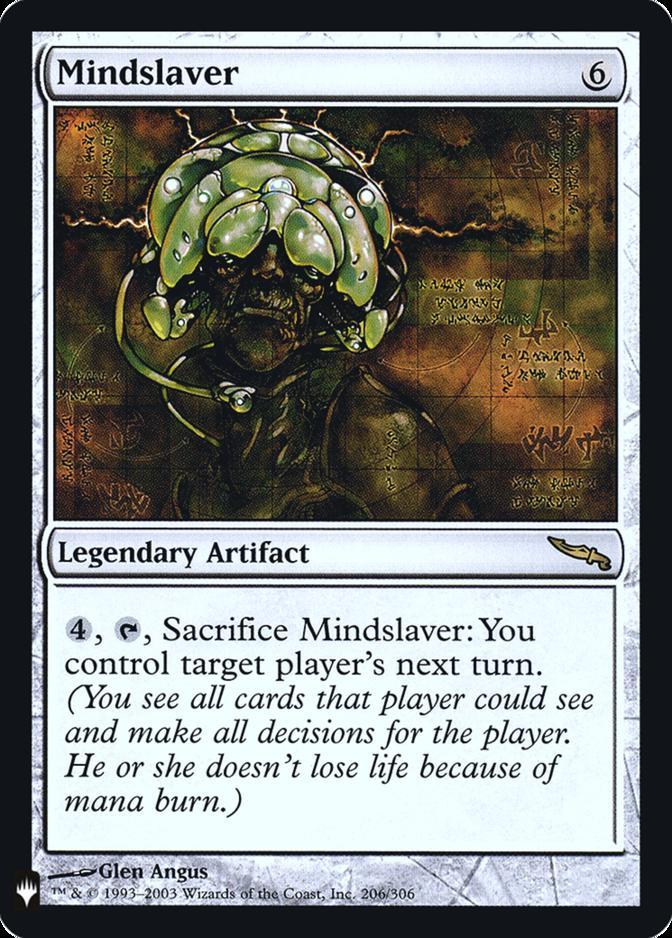 Mindslaver [FMB1] (F)