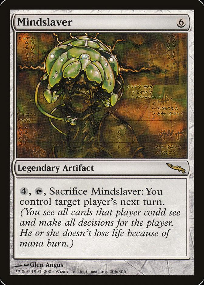 Scars of Mirrodin Mindslaver