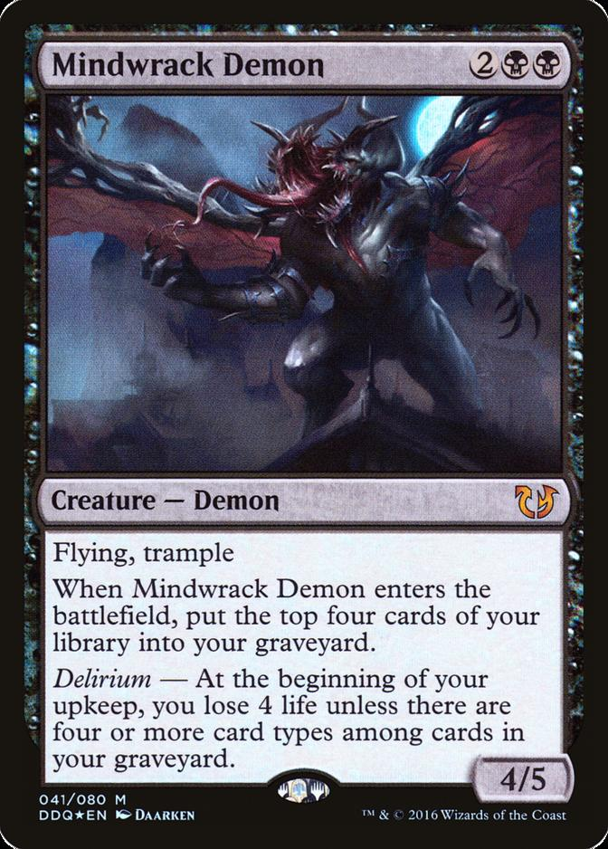 Mindwrack Demon [DDQ] (F)