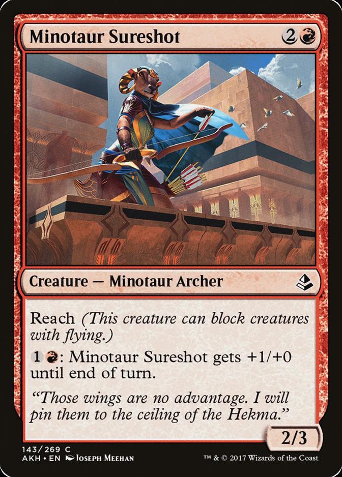 Minotaur Sureshot [AKH]