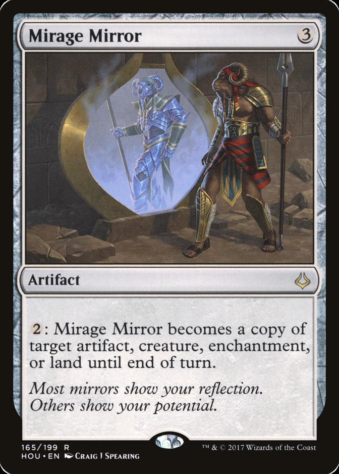 Mirage Mirror [HOU]