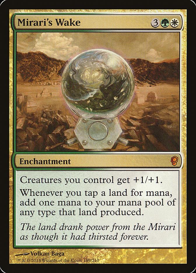 Mirari's Wake [CNS]