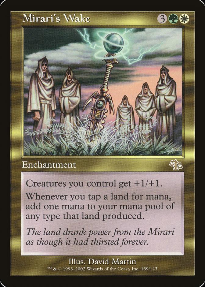 Mirari's Wake [JUD]